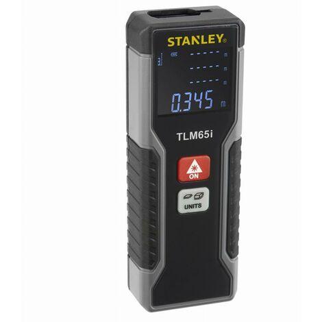 Télémètre laser TLM65I Pro STANLEY 20 m - STHT1-77354