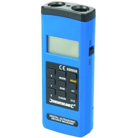 Télémètre numérique 0,55 - 15m