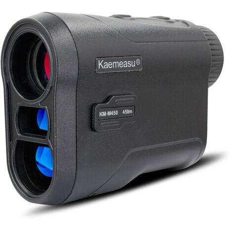 """main image of """"Telemetro laser telescopico multifunzione KM-M450 batteria ordinaria, spedita senza batteria"""""""