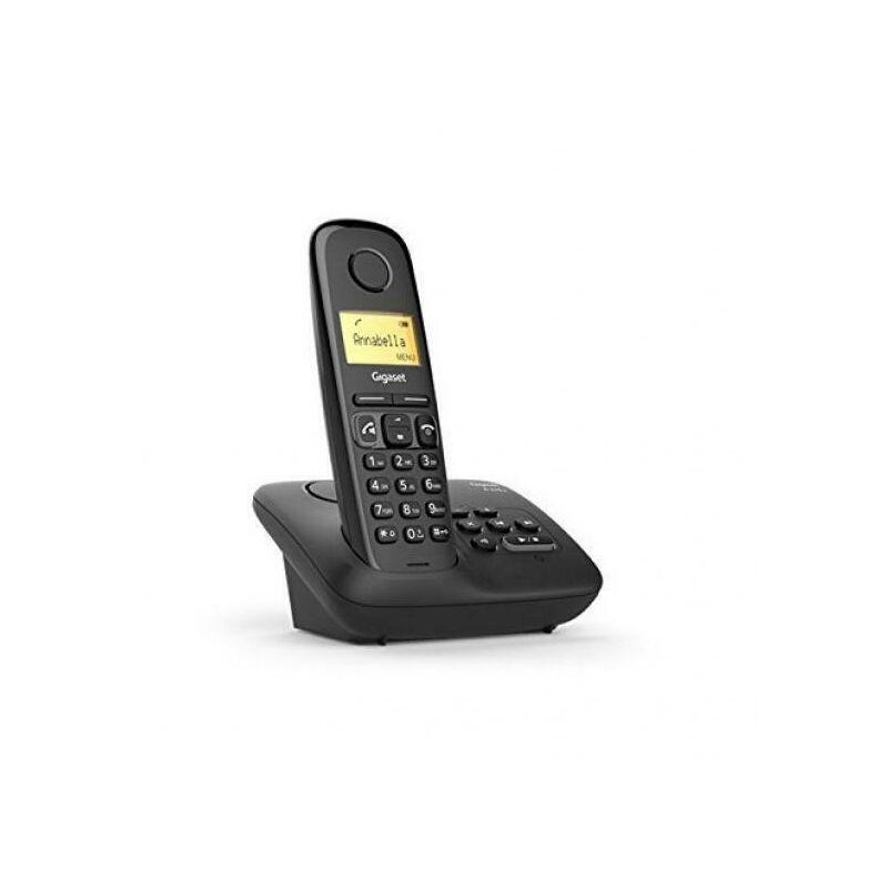 Téléphone fixe avec répondeur