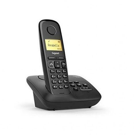 TÉLÉPHONE SANS FIL AVEC RÉPONDEUR A250A A270ABLACK