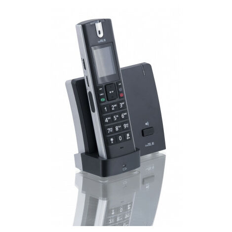 Téléphone Sans Fil FreeTel III avec Amplification d'Ecoute, Avec Bluetooth - noir