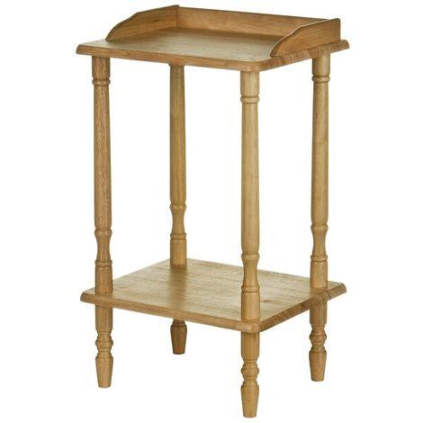 Telephone Table,Tropical Hevea Wood
