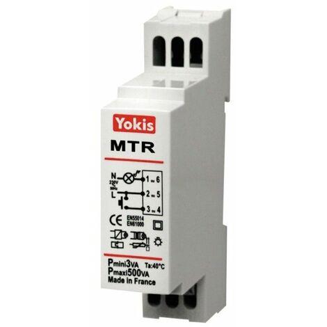 "main image of ""Telerruptor on/off cableado Yokis By Golmar MTR500M"""