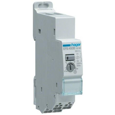 Télérupteur minuterie 1F 230V SanVis (HAG EPS450B)