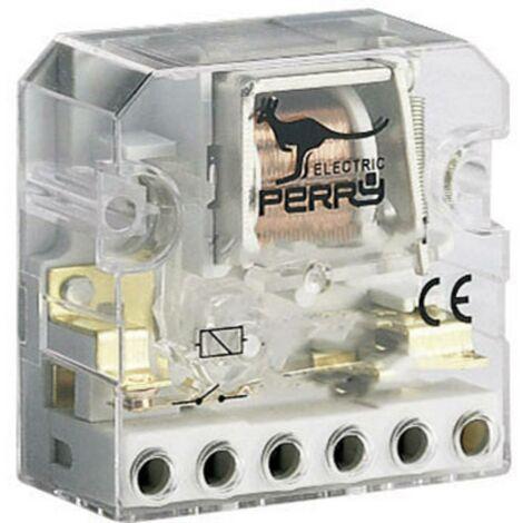 Télérupteur pour encastrement Wallair Stromstoßschalter 1RI01230AC/I 1 NO (T) 230 V 10 A 1 pc(s)