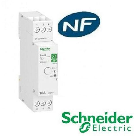 Télérupteur Silencieux 1NO - 16A - resi9 - xp - Schneider R9PCL2S