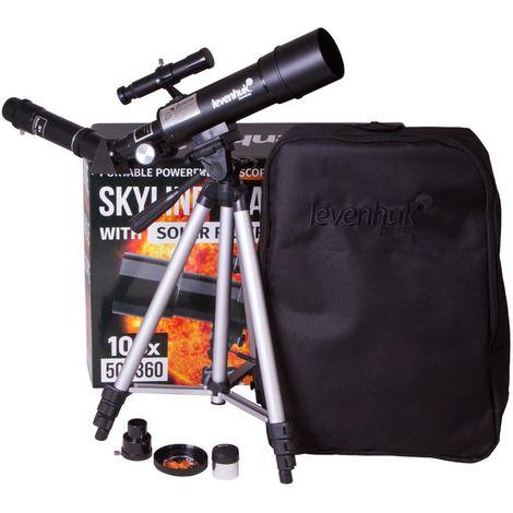 Télescope Levenhuk Skyline Travel Sun 50