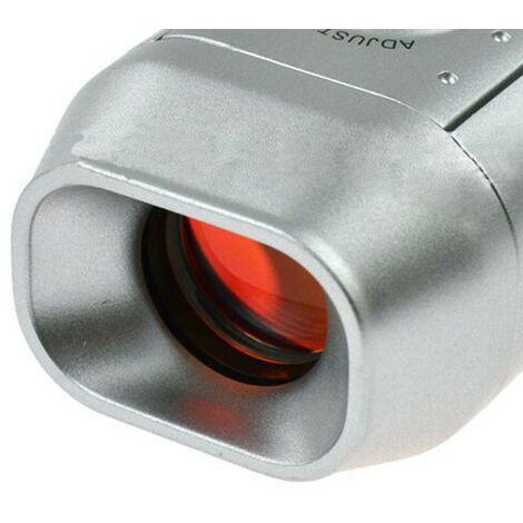 Télescope Optique numérique Golf 7x930 mètres Télémètre de Distance de Chasse avec Fonction de Mesure Continue et Mode de Pente ajustée, Parfait pour Choisir