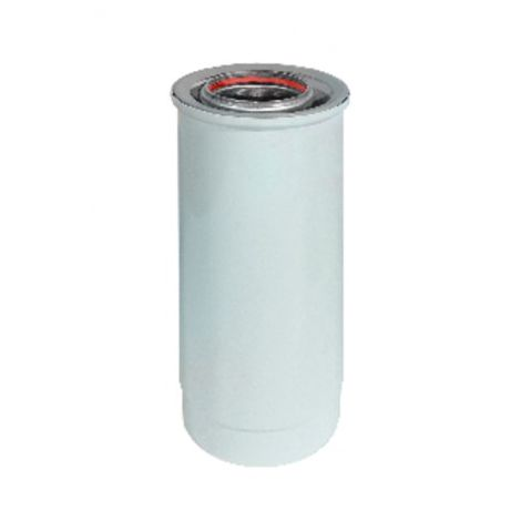 Telescopic 80/125 duct ALU/PVC - UBBINK : 224054