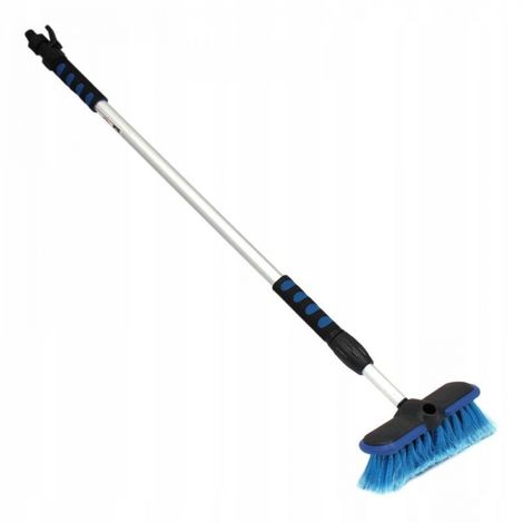 Telescopic car washing brush 160cm