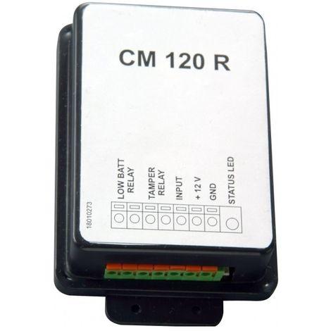 Teletek CM120R Universal wireless outdoor siren Transmitter/receiver