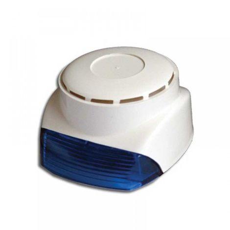 Teletek SR105 Alarm system - LED blue