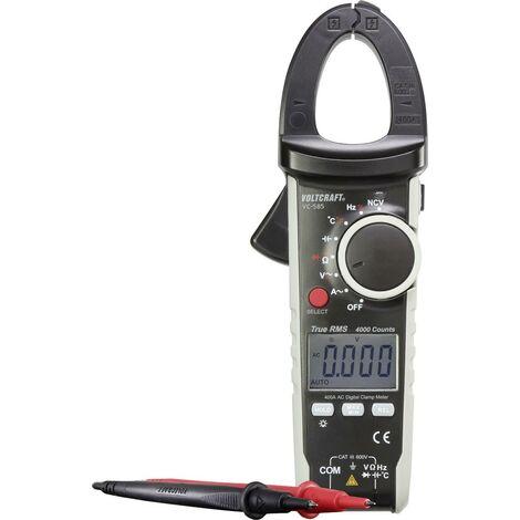 Télévision numérique TrueRMS Multimètre-pince ampèremétrique AC VC585 S079491