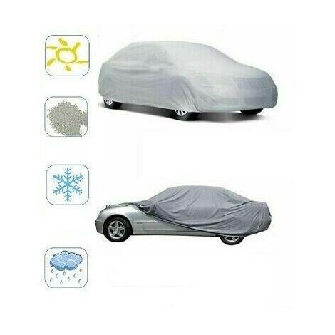"""main image of """"Telo Auto IMPERMEABILE copri auto Taglia S/M/L/XL copertura copriauto ANTI PIOGGIA SOLE"""""""