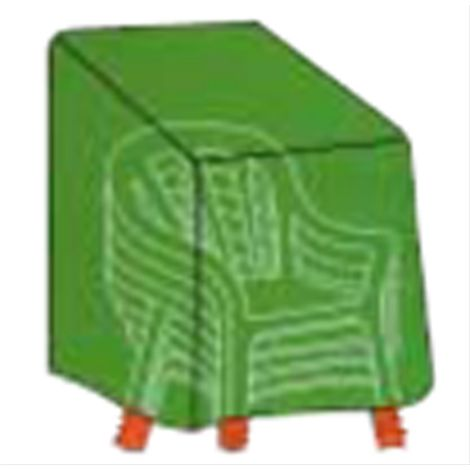 Telo Copertura Pe Per Sedie Impilabili Papillon 66X66X76/106Cm