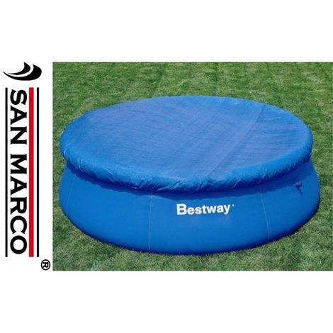 "Telo copertura per piscine rotonde ""Fast set"" Bestway"