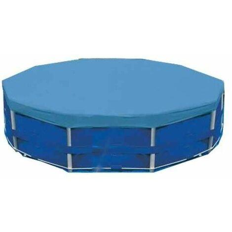 "Telo copertura piscine rotonde ""Steel Pro"" Bestway"