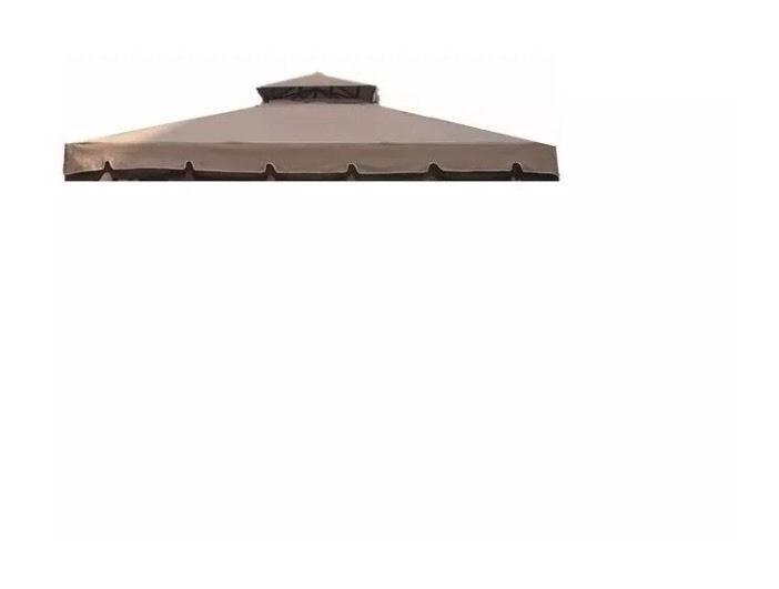 Telo per gazebo cipro 3x4 ricambio telo ricambio per gazebo cipro 3x4