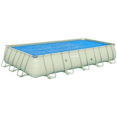Telo teli superiore copertura solare per piscina piscine for Teli per piscine