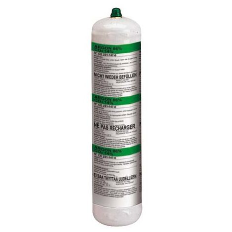 TELWIN 802048 BOMBONA GAS ARGON+ CO2 - 1l. - NO RECUPERABLE