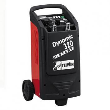 Chargeur démarreur de batterie Telwin Dynamic 320 30 A / 300A