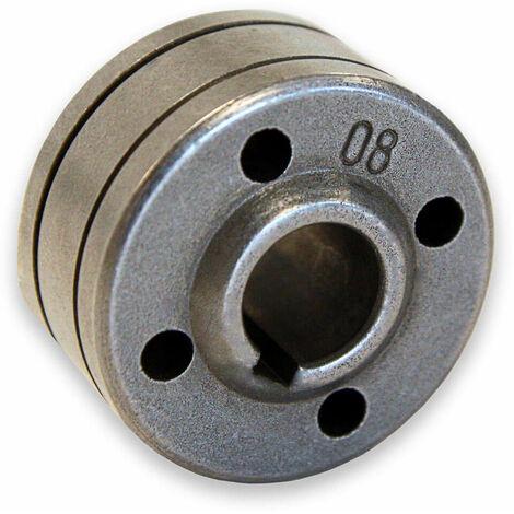 TELWIN Drahtvorschubrolle für Telwin Maxima 200 & 230 Synergic MIG MAG Schweißgerät