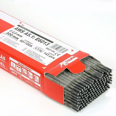 Telwin - Electrodes rutiles diamètre 2,5mm 2.5Kg