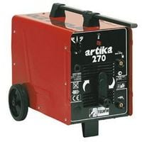 Telwin - Poste à souder à l'Arc sur roues 200A (230V et 400V) - Artika 220