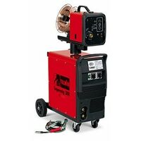 Telwin - Poste de soudage à fil MIG-MAG/FLUX/BRASAGE 8,5-15kW 43V - SUPERMIG 380 230-400V