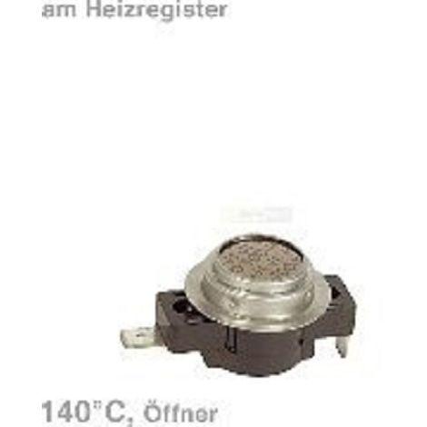 Temperaturbegrenzer 140° Thermostat, Klixon 501933 für Trockner Miele 6671890, Privileg, Matura