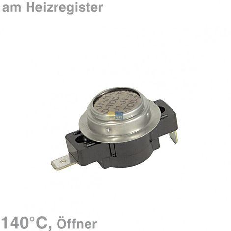 Temperaturbegrenzer 140° Thermostat, Klixon 501933 für Trockner von Miele 6671890, Privileg, Matura