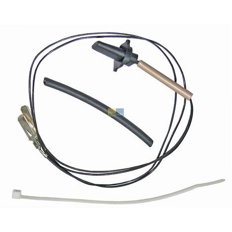 Temperaturbegrenzer NTC an Kabel für Trockner von Siemens, Bosch, Balay, Constructa - Nr.: 163297