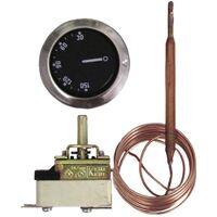 Temperaturregler Begrenzer mit Fühler und Kapillarreglung - Typ AB224L TU-F 30/90° deg