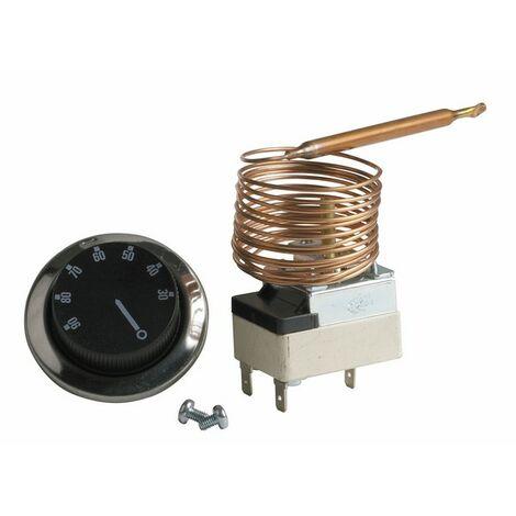 Temperaturregler mit Fühler und Kapillarreglung Typ AB224//TUV 30/90°