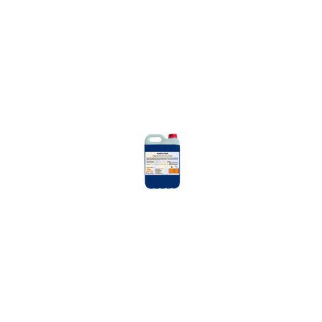 TEMPO XER 5 Lt: Gel Fregasuelos Detergente Higienizante Multiusos para la limpieza de todo tipo de suelos. Agradable perfume de brisa marina. Botella 5 Lt/Ud
