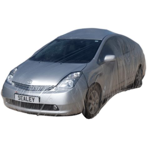 Temporary Universal Car Cover Large