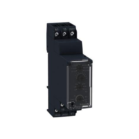 TEMPORIZADOR MULTIFUNCIÓN 2CO 12-240V AC SCHNEIDER ELECTRIC RE22R2MMW