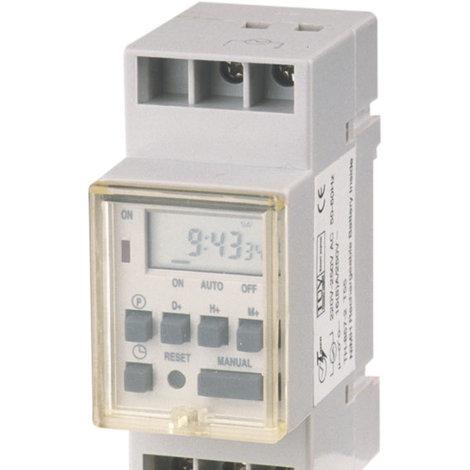 Temporizador Programable Digital 11.790 Electro DH 8430552093090
