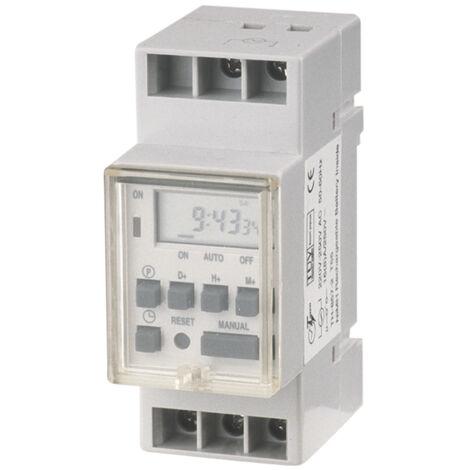 Temporizador programable digital (DH 11.790)