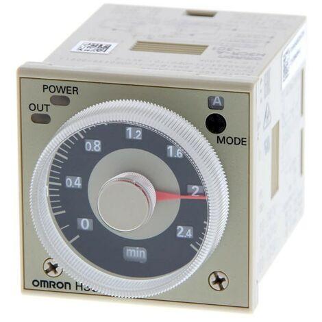 Temporizadores multifunción Omron AC100-240/DC100-125 H3CRA8AC1-231093