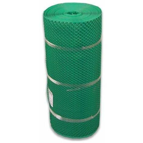 Rete Estrusa In Polietilene.Tenax Rete In Plastica A Maglia Esagonale 0 8 X 50 Mt Polietilene Resistente Ai Raggi Uv Verde Esagonale Verde Cm 80
