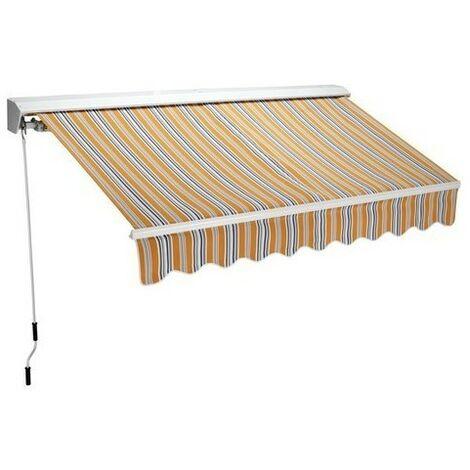 2,0 m Half Cassetta elettrica Veranda per tenda da sole