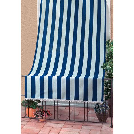 Tende Da Sole Per Porta Finestra.Tenda Da Sole Sormonto In Cotone Poliestere 140x300 Cm Per Porte