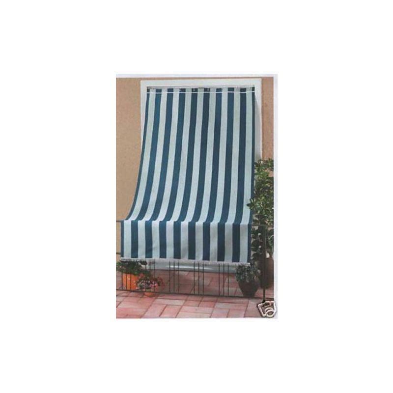 Tende Da Sole Per Porta Finestra.Tenda Da Sole Sormonto In Cotone Poliestere 200x300 Cm Per Porte Finestre