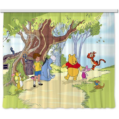 Tenda FCS xl 4306 per cameretta, motivo: Winnie The Pooh Disney