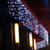 Luci Natale Esterno Offerte.Catene Luminose