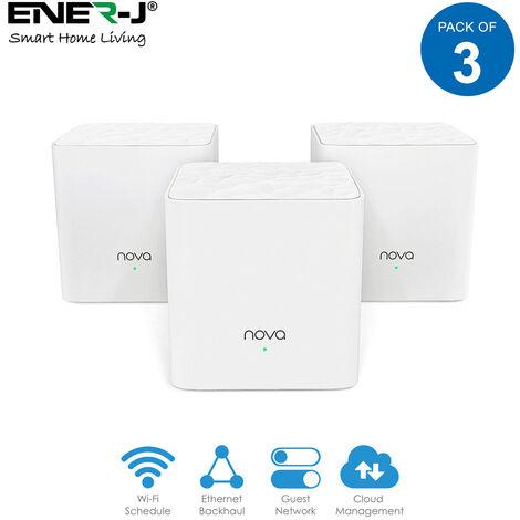 "main image of ""Tenda Nova MW3 Whole Home Mesh WiFi System Pack of 3"""