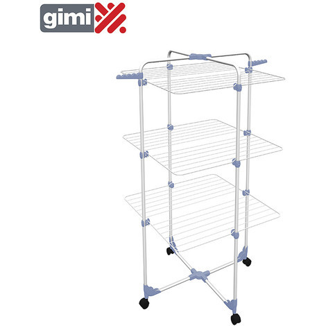Tendedero Modular 3 Color Torre Gimi 153580 - NEOFERR