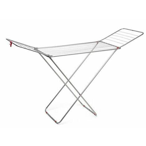 Tendedero plegable metal con alas 19m